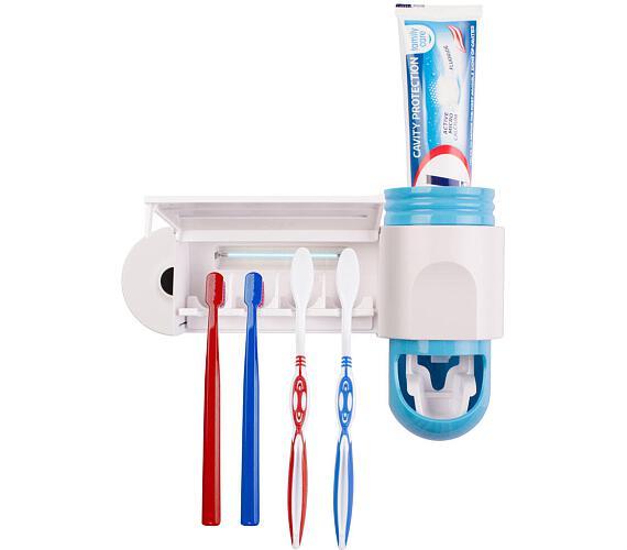 Helpmation dávkovač pasty a sterilizér kartáčků GFS-302 + DOPRAVA ZDARMA