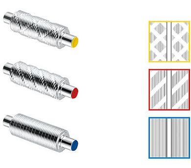 Toko strukturovací nářadí Structurite Roller Yellow 2016-2017 + DOPRAVA ZDARMA