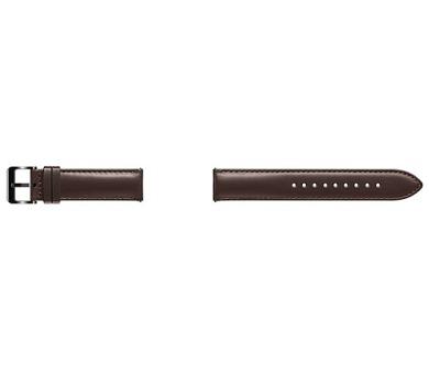 Samsung výměnný pro chytré hodinky Gear S2 Classic - hnědá