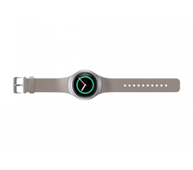 Samsung výměnný pro chytré hodinky Gear S2 - šedá