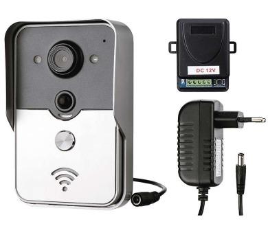 IP dveřní kamerová jednotka H1133 + DOPRAVA ZDARMA