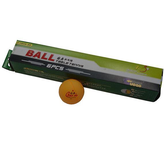 ACRA G1806-40 pingpongové míčky 40mm se švem