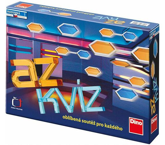 AZ kvíz společenská hra v krabici 33x23x5cm