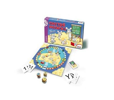Chytré myšičky společenská hra v krabici 35x4x23cm