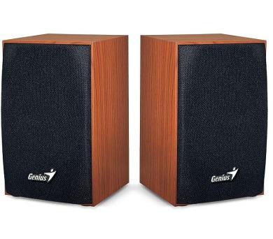 Genius SP-HF160 2.0 - imitace dřeva