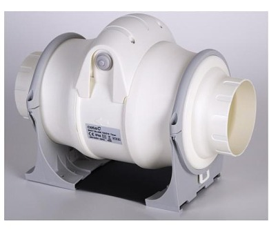 Cata Radiální ventilátor Cata DUCT IN-LINE 100/130 + DOPRAVA ZDARMA
