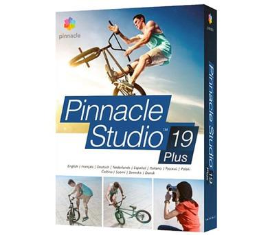 Pinnacle Studio 19 Plus CZ