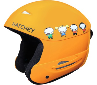 Hatchey SWAN Orange Kids