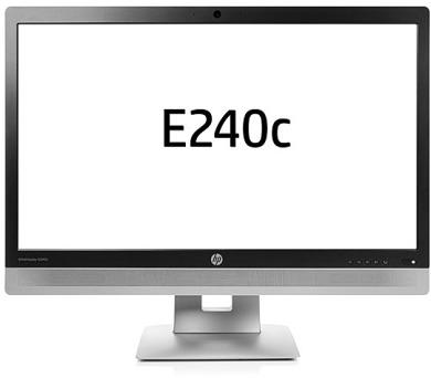 """Monitor HP EliteDisplay E240c 23,8"""",LED"""