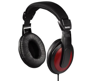 Hama HK-5618 - černá/červená