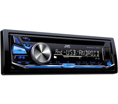 KD R571 AUTORÁDIO S CD/MP3/USB JVC + DOPRAVA ZDARMA