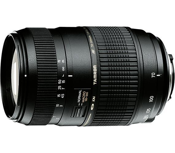 Tamron AF 70-300mm F/4-5.6 Di pro Sony LD Macro 1:2 + DOPRAVA ZDARMA