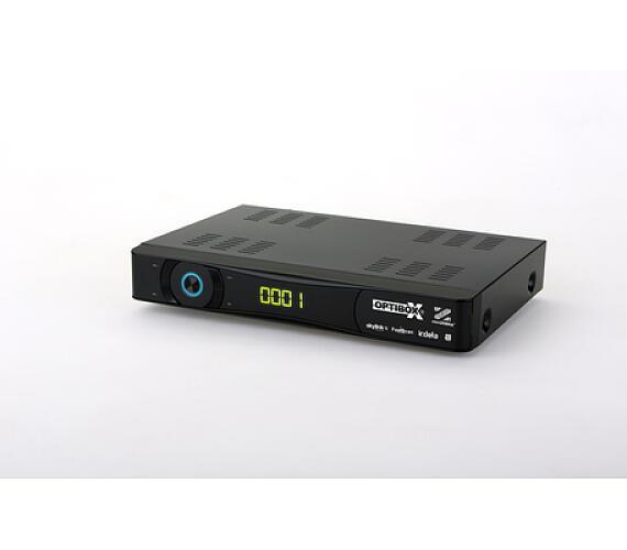 Optibox DVB-S2 přijímač miniZebra Irdeto + DOPRAVA ZDARMA