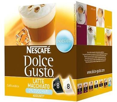Kávové kapsle Nestle Nescafe Latte bez cukru 12120283