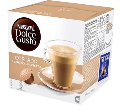 Kávové kapsle Nestle Nescafe Cortado 12122140