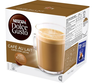 NESTLE Nescafe CAFE AU LAIT (12148063)