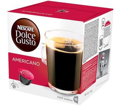 Balení 16 kapslí Nescafe Dolce Gusto Americano 12115461