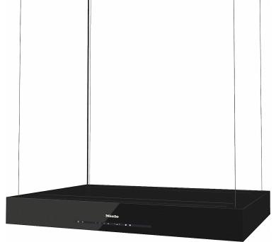 Miele DA 6700 D Aura Edition 6000 - Obsidian černá + DOPRAVA ZDARMA