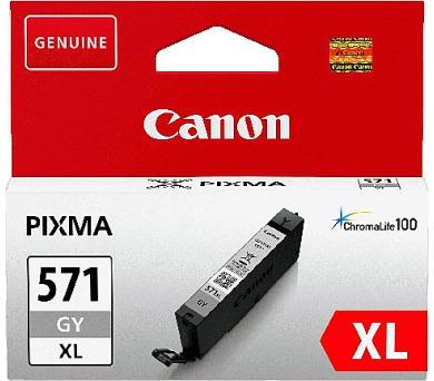 Canon CLI-571XL G - šedý