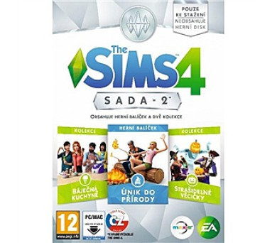 PC THE SIMS 4: Bundle Pack 2
