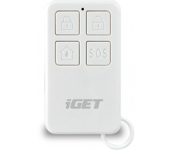 iGET SECURITY M3P5 - dálkové ovládání (klíčenka)