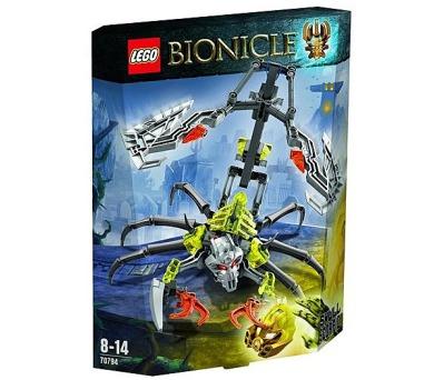 Stavebnice Lego® Bionicle 70794 Lebkoun - Škorpion