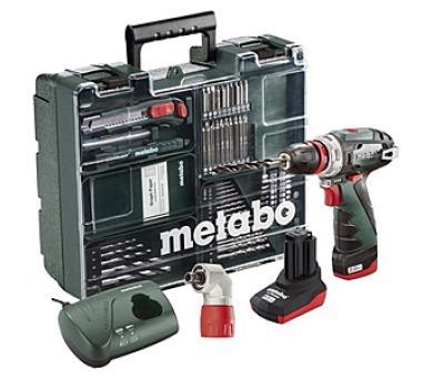 Metabo PowerMaxx BS Quick Pro MD 1x2Ah