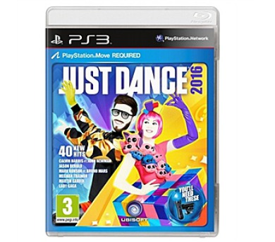 Ubisoft PlayStation 3 Just Dance 2016