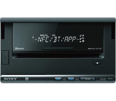 XSP N1BT AUTORÁDIO S CD/MP3/BT Sony + DOPRAVA ZDARMA