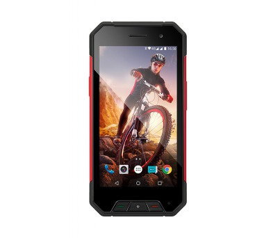Evolveo STRONGPHONE Q7 LTE - černý