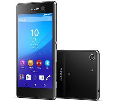 Sony Xperia M5 E5603 - černý + DOPRAVA ZDARMA