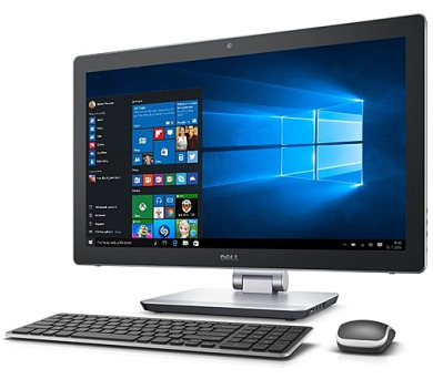"One Dell Inspiron 24 7000 AIO Touch 23,8"",dotykový i7-6700HQ"