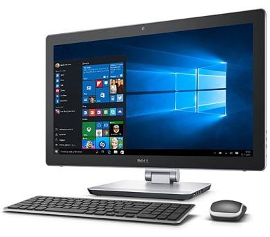 "One Dell Inspiron 24 7000 AIO Touch 23,8"",dotykový i7-6700HQ + DOPRAVA ZDARMA"