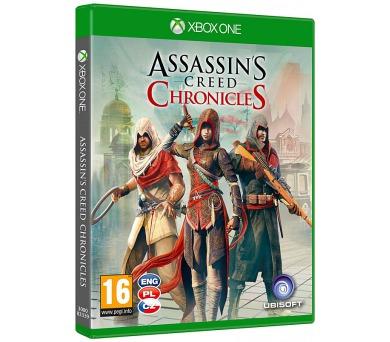 Ubisoft Xbox One Assassins Creed Chronicles + DOPRAVA ZDARMA