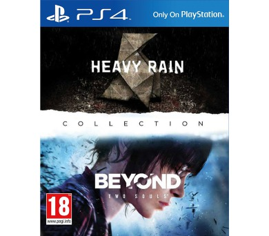 Sony PlayStation 4 The Heavy Rain & BEYOND: Two Souls Collection