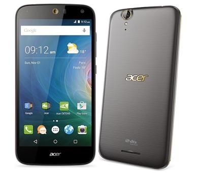 Acer Liquid Z630S LTE - černý/zlatý