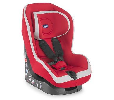 Chicco Go-One 2016 Red 9-18 kg SP - červená + DOPRAVA ZDARMA