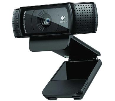 Logitech HD Webcam C920 Pro - černá + DOPRAVA ZDARMA