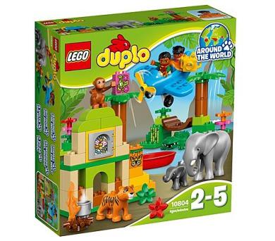 Stavebnice Lego® DUPLO 10804 Džungle