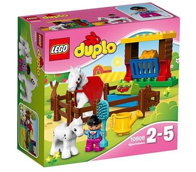 Stavebnice Lego® DUPLO 10806 Koníci