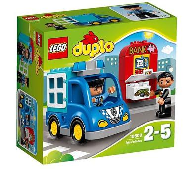 Stavebnice Lego® DUPLO 10809 Policejní hlídka