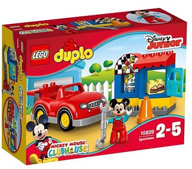 Stavebnice Lego® DUPLO 10829 Mickeyho dílna