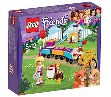 Stavebnice Lego® Friends 41111 Friends Vlak na oslavy