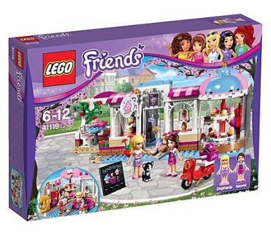 Stavebnice Lego® Friends 41119 Cukrárna v Heartlake