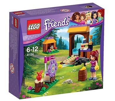 Stavebnice Lego® Friends 41120 Dobrodružný tábor - lukostřelba