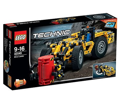 Stavebnice LEGO® TECHNIC 42049 Pyrotechnický vůz + DOPRAVA ZDARMA