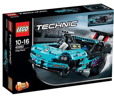 Stavebnice Lego® Technic 42050 Dragster