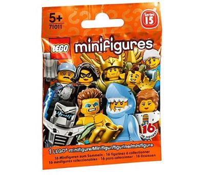 Stavebnice Lego® Minifigurky 71011