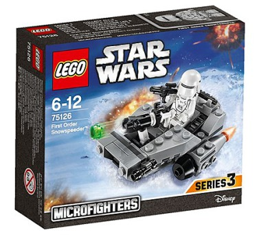 Stavebnice Lego® Star Wars TM 75126 First Snowspeeder Prvního řádu