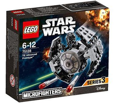Stavebnice Lego® Star Wars TM 75128 Prototyp TIE Advance